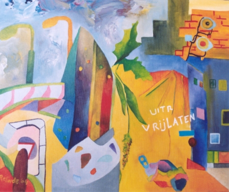 Apeldoorn, Acryl op Doek, 50x60cm, 2004